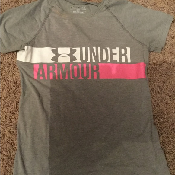 Under Armour Other - YM Under Armour shirts